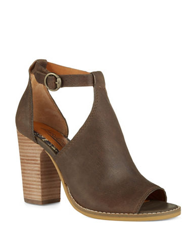 LUCKY BRAND Lanne Cut-Out Booties