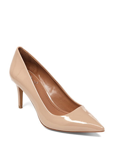 VINCE CAMUTO Cassina Patent Leather Pumps