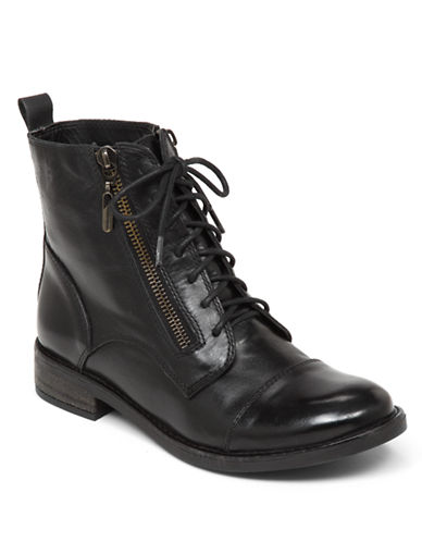 LUCKY BRANDNahdia Leather Ankle Boots