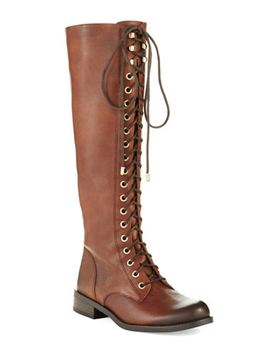 VINCE CAMUTOFami Leather Knee High Boots