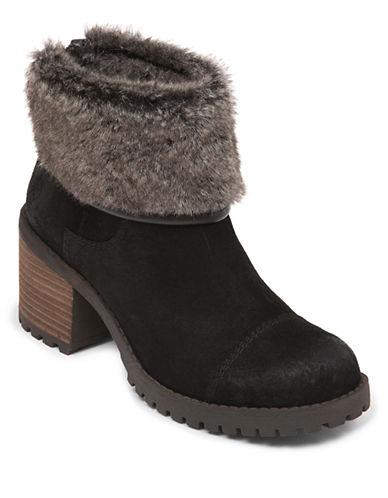 LUCKY BRANDNancee Suede Boots