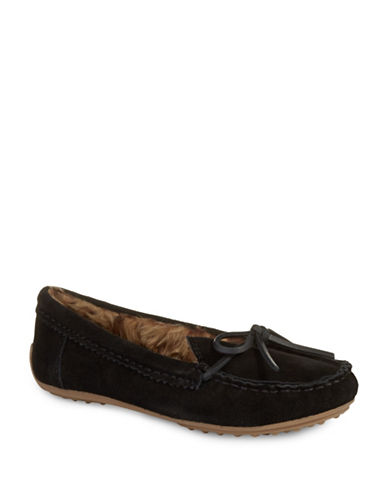LUCKY BRANDAligabe Faux Fur-Lined Slippers