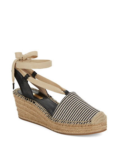 Shop Louise Et Cie online and buy Louise Et Cie Pippa Espadrille Wedges shoes online