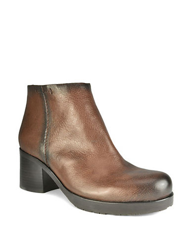 Gentle Souls Darcy Leather Ankle Boots
