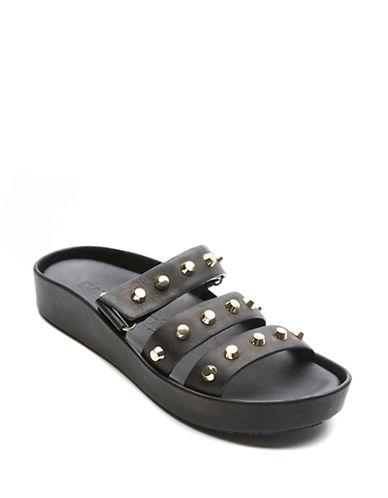 GENTLE SOULSUnity 2 Studded Leather Platform Sandals