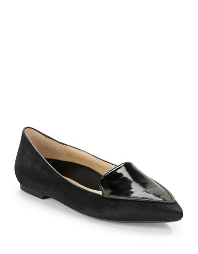KENNETH COLE NEW YORKGina Calf Hair Loafers