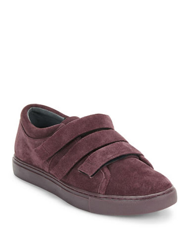 Buy Kingvel Suede Low Top Sneakers by Kenneth Cole New York online