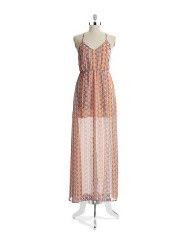 ARK & COAztec Print Maxi Dress
