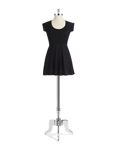 ARK & COCut Out Fit and Flare Dress