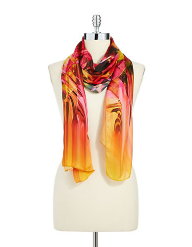 COLLECTION 18Geo Print Scarf