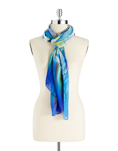COLLECTION 18 Geo Print Scarf
