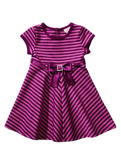 SWEETHEART ROSE Girls 2-6x Fit-and-Flare Dress