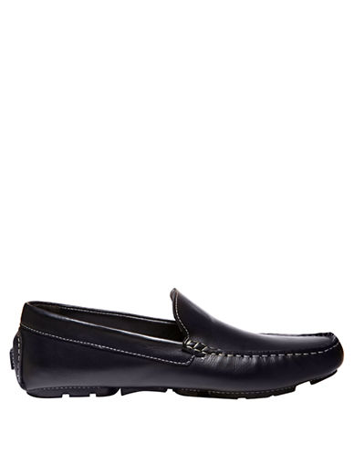 STEVE MADDEN Apaullo Leather Loafers