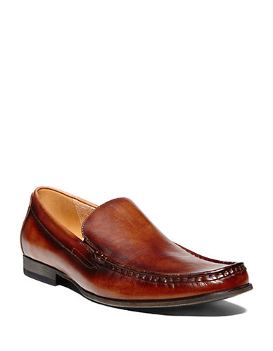 STEVE MADDENWynsor Leather Loafers