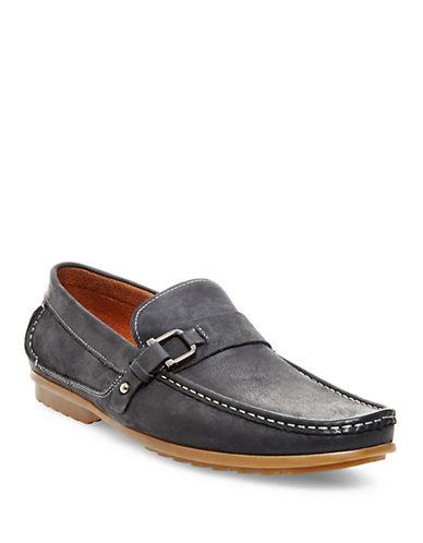 STEVE MADDENTavis Leather Loafers