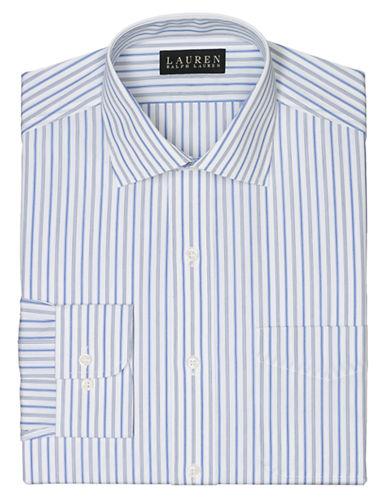 LAUREN RALPH LAURENClassic-Fit Multi-Striped Warren Dress Shirt
