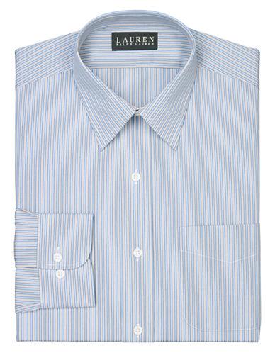 LAUREN RALPH LAURENRegular Fit Multi Striped Bennett Dress Shirt