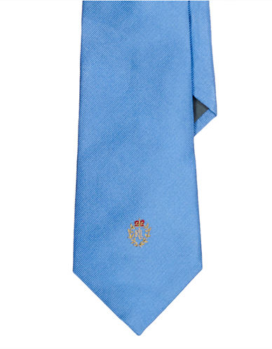 LAUREN RALPH LAURENSignature Crest Solid Silk Tie