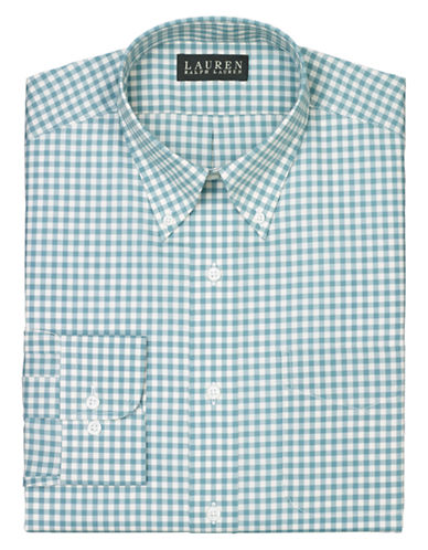 LAUREN RALPH LAUREN Regular Fit Checked Dress Shirt