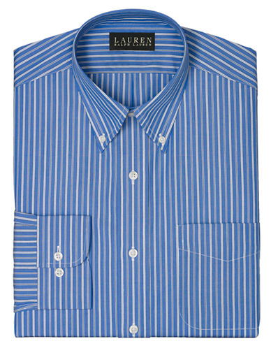 LAUREN RALPH LAUREN Classic-Fit Multi-Striped Dress Shirt
