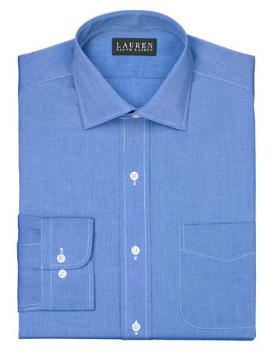 LAUREN RALPH LAURENFitted End On End Warren Dress Shirt
