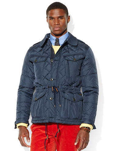 POLO RALPH LAURENFillmore Quilted Combat Jacket