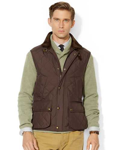 POLO RALPH LAURENQuilted Vest