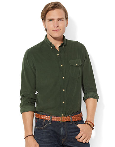 POLO RALPH LAURENCorduroy Bleecker Shirt