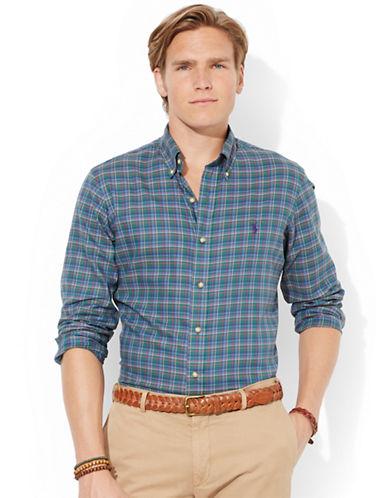 POLO RALPH LAURENPlaid Twill Shirt