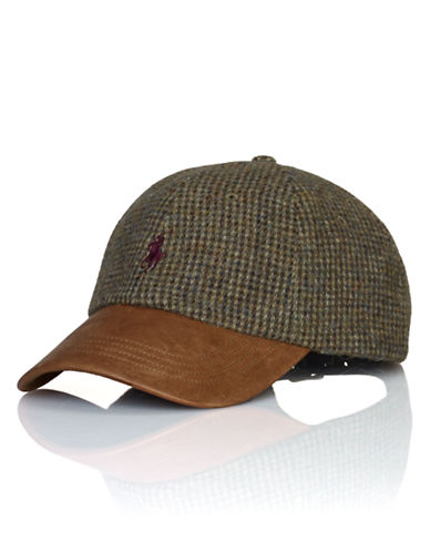 POLO RALPH LAUREN Tweed Sports Cap