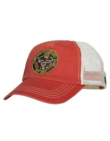 POLO RALPH LAURENMesh Trucker Hat