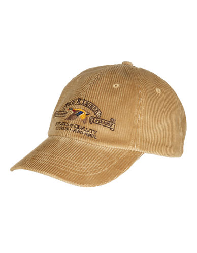 POLO RALPH LAUREN Corduroy Sports Cap