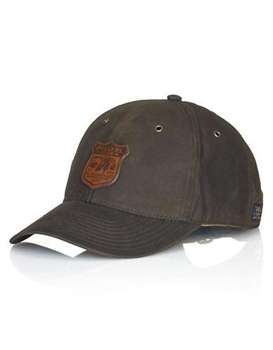 POLO RALPH LAURENHeritage Oilcloth Baseball Cap