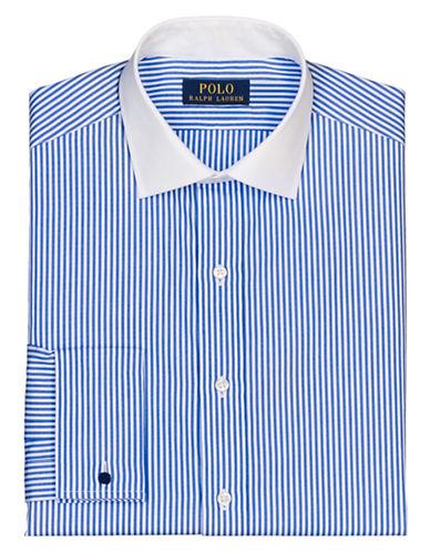 POLO RALPH LAURENRegular Fit Striped Regent Dress Shirt