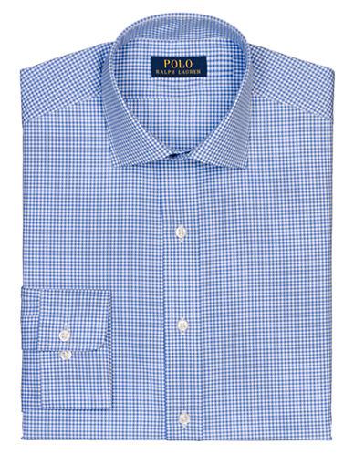 POLO RALPH LAURENRegular Fit Checked Regent Dress Shirt