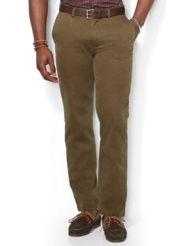 POLO RALPH LAURENClassic Fit Stretch Chino Pants