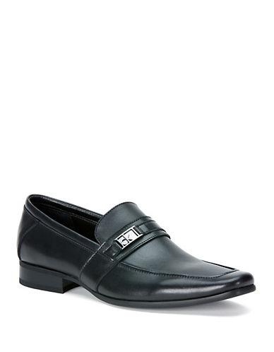 CALVIN KLEINBartley Leather Loafers