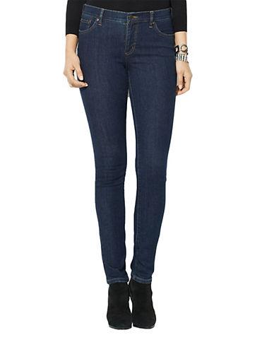 LAUREN RALPH LAURENPetite Super Stretch Slimming Modern Skinny Jeans