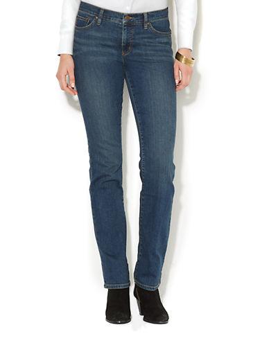 LAUREN RALPH LAURENSuper Stretch Slimming Classic Straight Jean