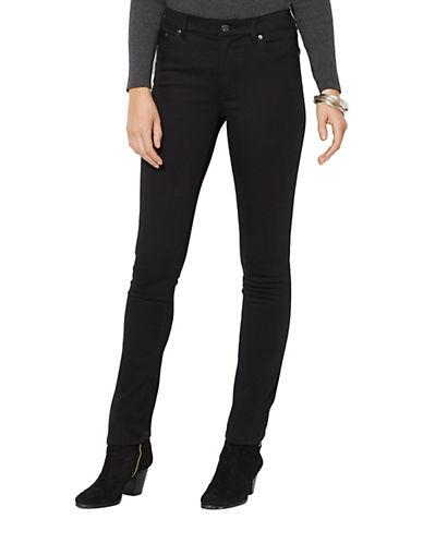 LAUREN RALPH LAURENSuper Stretch Slimming Heritage Straight Jean