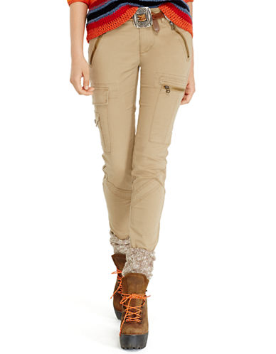 POLO RALPH LAUREN Stretch Skinny Cargo Pant