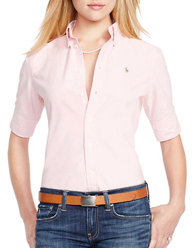 POLO RALPH LAUREN Jenny Oxford Shirt