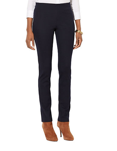 LAUREN RALPH LAUREN Stretch Straight-Leg Pants