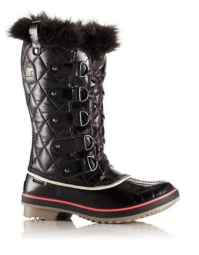Buy Tofino Faux Fur Cuff Boots by Sorel online