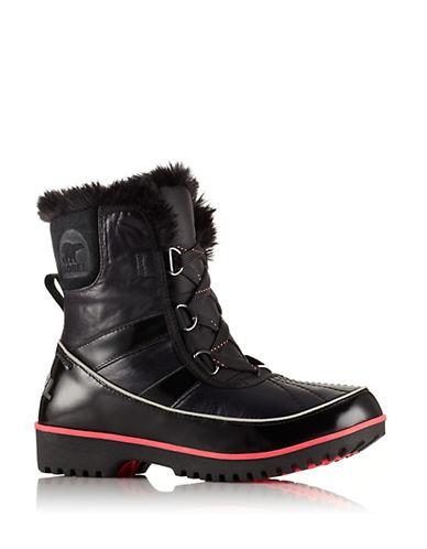 Buy Tivoli 2 Faux Fur Cuff Ankle Boots by Sorel online