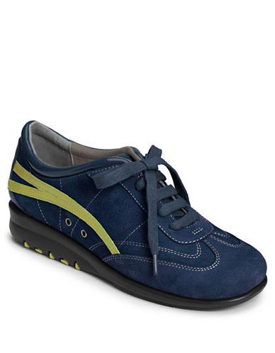 AEROSOLESAir Cushion Suede Sneakers