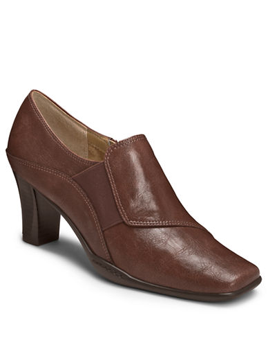 AEROSOLES Cinglefile Faux Leather Shoes