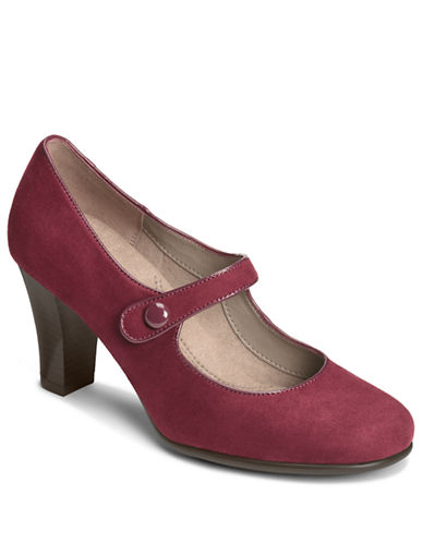AEROSOLES Role Through Mary Jane Pumps