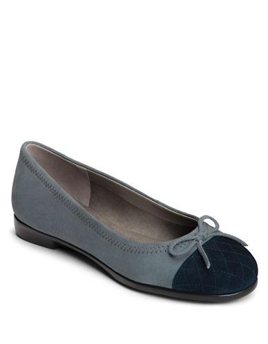 AEROSOLESBeckon Leather Ballet Flats