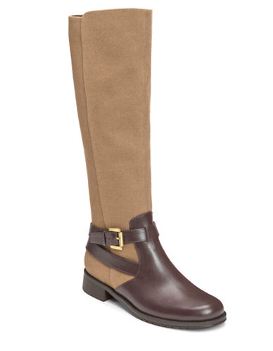 AEROSOLES Withpride Faux Leather Boots
